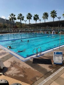 Commercial Swimming Pool Recycling